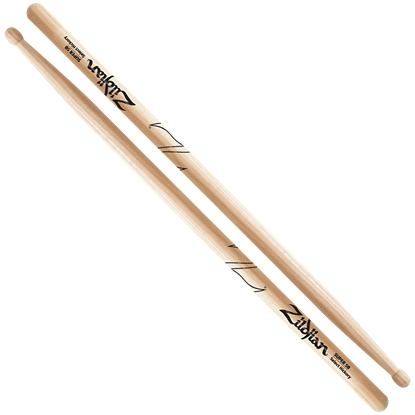 Zildjian Super 5B Wood Tip Natural Drumsticks