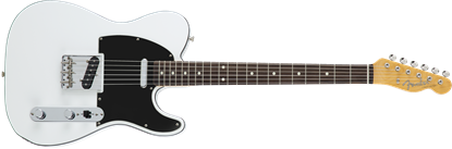 Fender Made in Japan Traditional 60s Telecaster Custom Electric Guitar - ArcticWhite