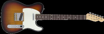 Fender Made in Japan Hybrid '60s Telecaster Electric Guitar - 3 Color Sunburst