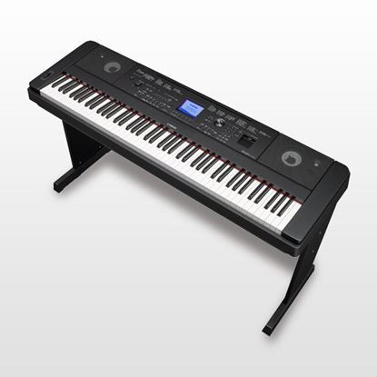 Yamaha DGX-660 Digital Grand Piano Black (DGX660)