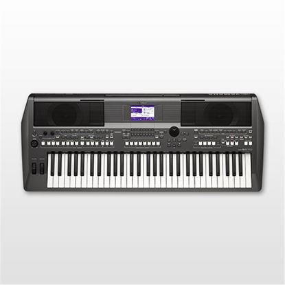 Yamaha PSR-S670 61 Key Portable Digital Arranger Keyboard (PSRS670)