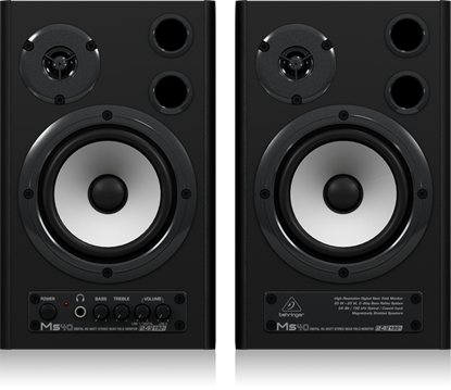 Behringer MS40 Multimedia Speakers (PAIR)