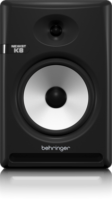 Behringer NEKKST K8 8 inch Studio Monitor Speakers (Pair)