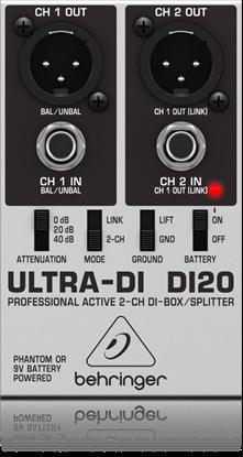 Behringer ULTRA DI DI20 DI Box