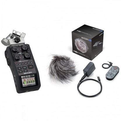 Zoom-H6+APH ACCESSORYPACK