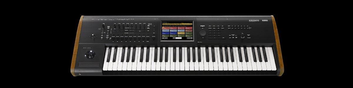 Korg KRONOS 2 61 Key Workstation Synthesizer