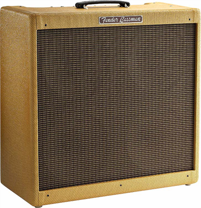 Fender '59 Bassman Combo Guitar Amplifier - Tweed