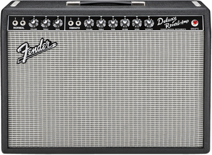 Fender '65 Deluxe Reverb Combo Guitar Amplifier