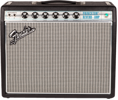 Fender '68 Custom Princeton Reverb Combo Guitar Amplifier
