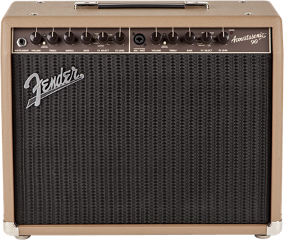 Fender Acoustasonic 90 Acoustic Guitar Combo Amplifier - Front