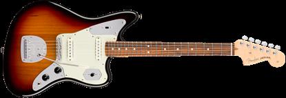 Fender American Professional Jaguar Electric Guitar - Rosewood Fretboard - 3 Colour Sunburst
