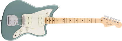 Fender American Professional Jazzmaster Electric Guitar - Maple Neck - Sonic Gray