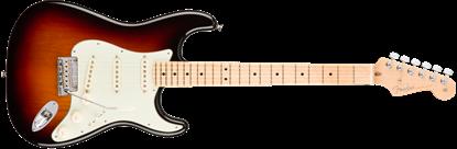 Fender American Professional Stratocaster Electric Guitar - Maple Neck - 3 Colour Sunburst