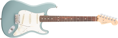 Fender American Professional Stratocaster Electric Guitar - Rosewood Fretboard - Sonic Gray