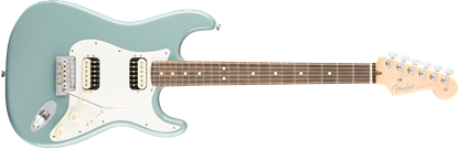 Fender American Professional Stratocaster HH Shawbucker Electric Guitar - Rosewood Fretboard - Sonic Gray