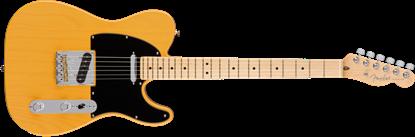 Fender American Professional Telecaster Electric Guitar - Maple Neck - Butterscotch Blonde