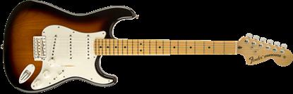 Fender American Special Stratocaster Electric Guitar - Maple Neck - 2 Colour Sunburst