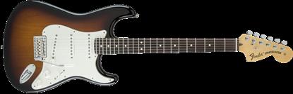 Fender American Special Stratocaster Electric Guitar - Rosewood Fretboard - 2 Colour Sunburst