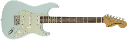 Fender American Special Stratocaster Electric Guitar - Rosewood Fretboard - Sonic Blue