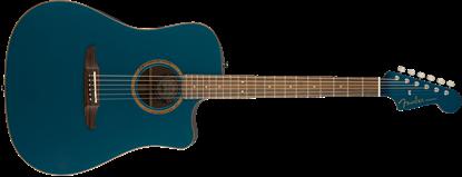 Fender California Redondo Classic Acoustic Guitar - Cosmic Turquoise