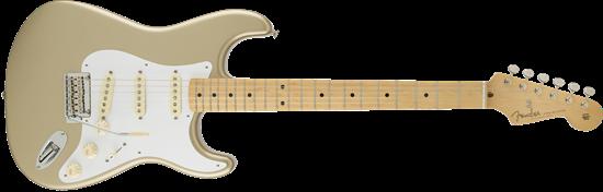 fender classic player 50s stratocaster electric guitar maple neck shoreline gold perth. Black Bedroom Furniture Sets. Home Design Ideas