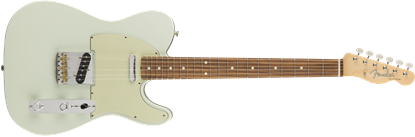 Fender Classic Player Baja 60s Telecaster Electric Guitar - Pau Ferro Fretboard -Faded Sonic Blue