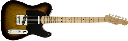 Fender Classic Player Baja Telecaster Electric Guitar - Maple Neck - 2 Colour Sunburst