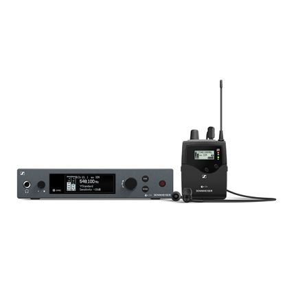 Sennheiser EW IEM G4 Wireless In Ear Monitor System - All Bands (EWIEMG4)
