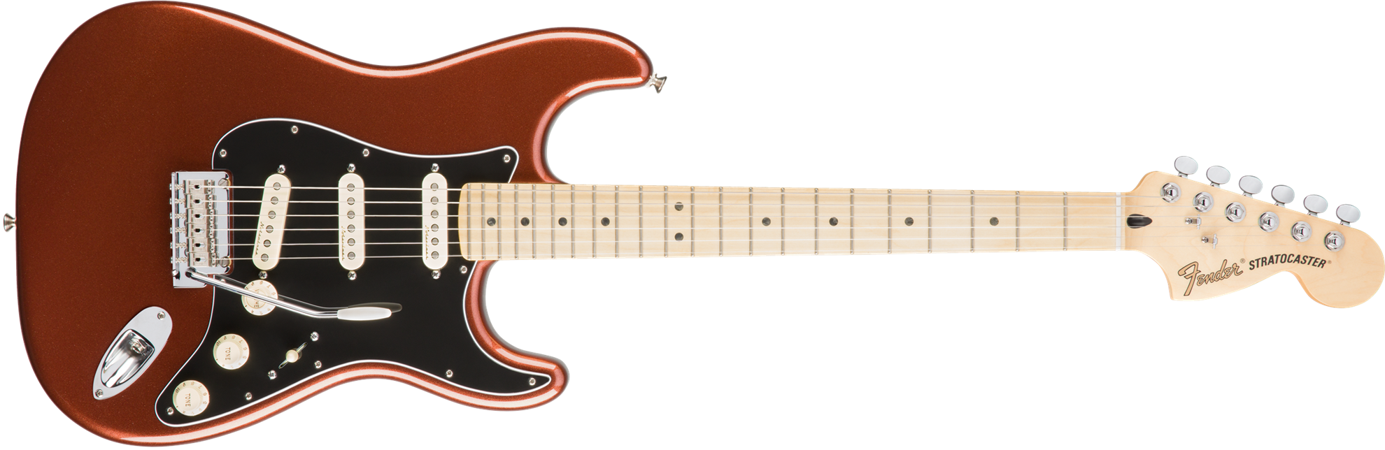 Fender Deluxe Roadhouse Stratocaster Electric Guitar Maple Neck