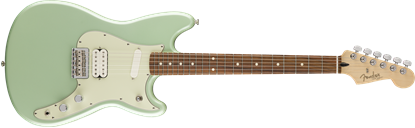 Fender Duo Sonic HS Electric Guitar - Pau Ferro Fretboard -Surf Green