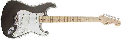Fender Eric Clapton Signature Stratocaster Electric Guitar - Maple Neck - Pewter