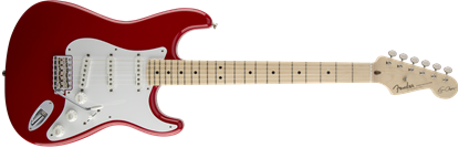 Fender Eric Clapton Signature Stratocaster Electric Guitar - Maple Neck - Torino Red