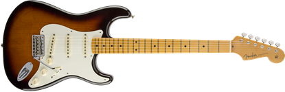 Fender Eric Johnson Signature Stratocaster Electric Guitar - Maple Neck - 2 Colour Sunburst
