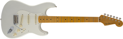 Fender Eric Johnson Signature Stratocaster Electric Guitar - Maple Neck - White Blonde