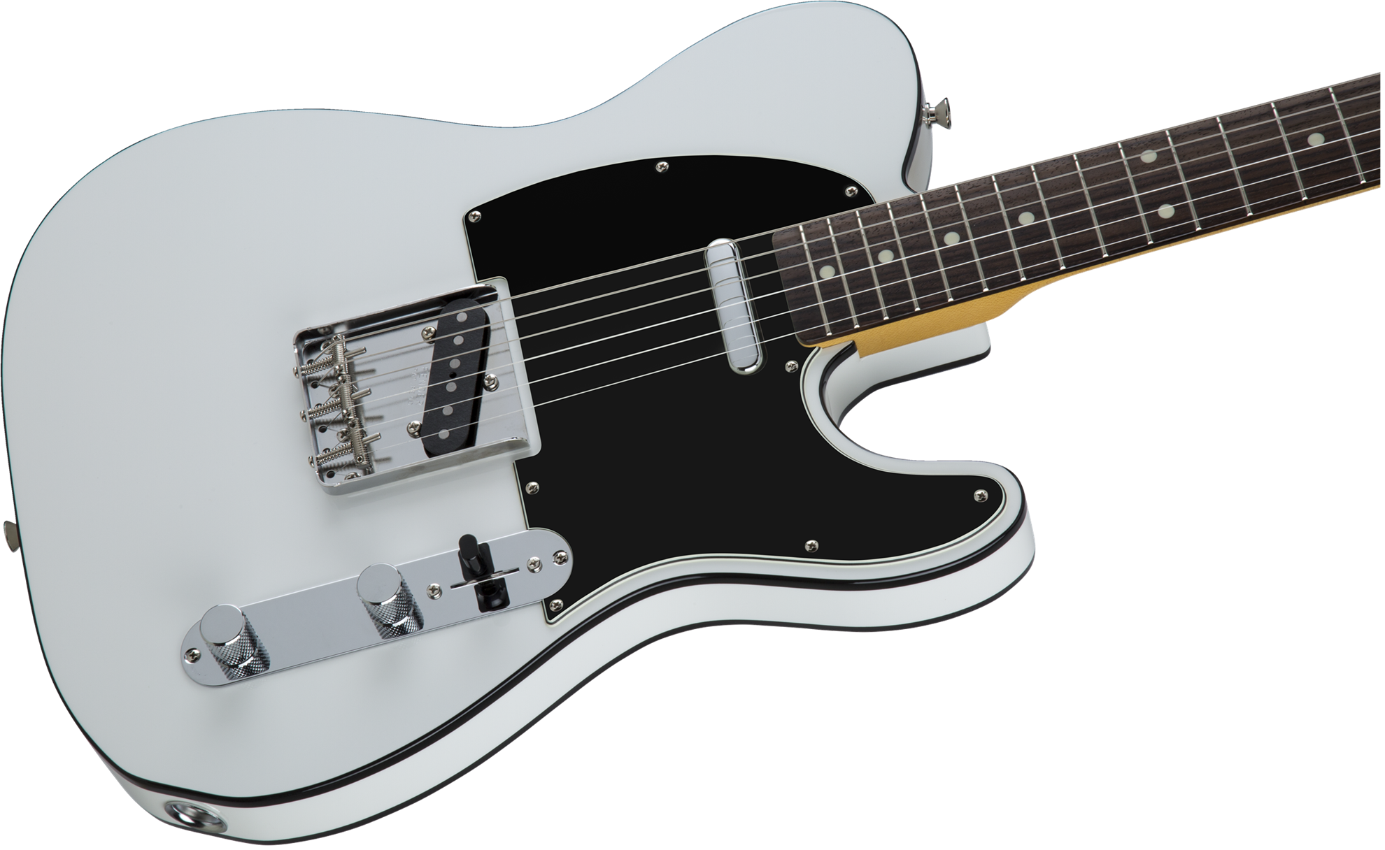fender made in japan traditional 60s telecaster custom electric guitar arctic white perth. Black Bedroom Furniture Sets. Home Design Ideas