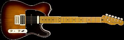 Fender Modern Player Telecaster Plus Electric Guitar - Maple Neck - Honey Burst