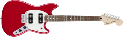 Fender Mustang 90 Electric Guitar - Pau Ferro Fretboard -Torino Red