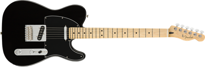 Fender Player Telecaster Electric Guitar - Maple Neck - Black