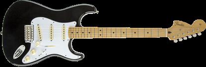 Fender Jimi Hendrix Stratocaster Electric Guitar - Maple Neck - Black