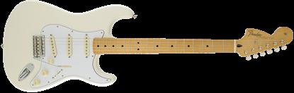 Fender Jimi Hendrix Stratocaster Electric Guitar - Maple Neck - Olympic White