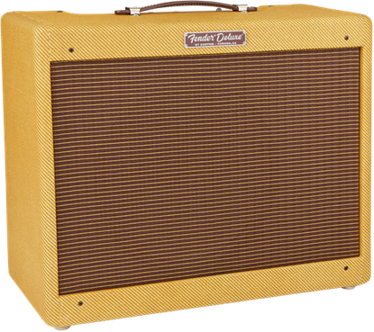 Fender 57 Custom Deluxe Hand Wired Guitar Combo Amplifier - Tweed