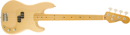 Fender 50s Precision Bass Guitar - Maple Neck - Honey Blonde