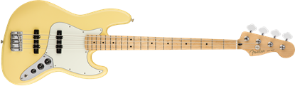 Fender Player Jazz Bass Guitar  - Maple Neck - Buttercream