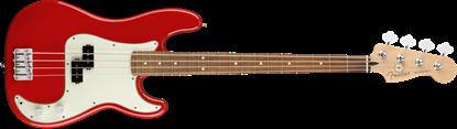 Fender Player Precision Bass Guitar - Pau Ferro Fretboard - Sonic Red