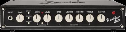 Fender Rumble 200 Bass Amplifier Head