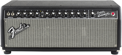 Fender Super Bassman Bass Amplifier Head