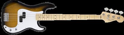 Fender Made in Japan Hybrid 50s Precision Bass Guitar - 2 Colour Sunburst