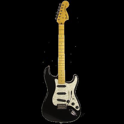 Fender Diesel Signature Stratocaster Electric Guitar - Maple Neck - Black