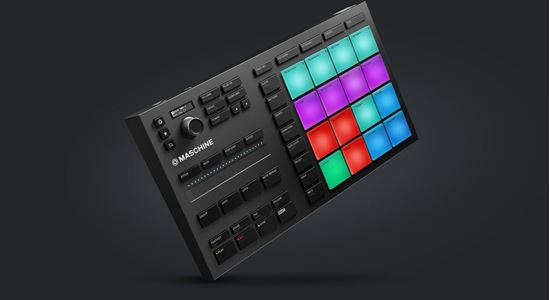 Native Instruments Maschine Mikro MK3 Compact Groove Production Studio