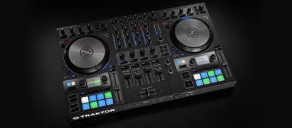 Native Instruments Traktor Kontrol S4 MK3 2 Deck DJ Controller